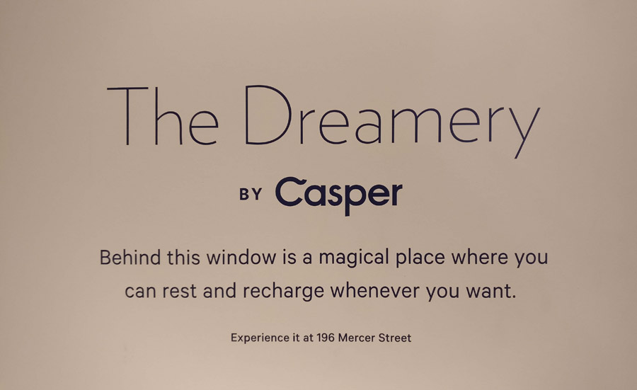 casper the dreamery