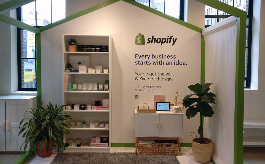 showfields and shopify