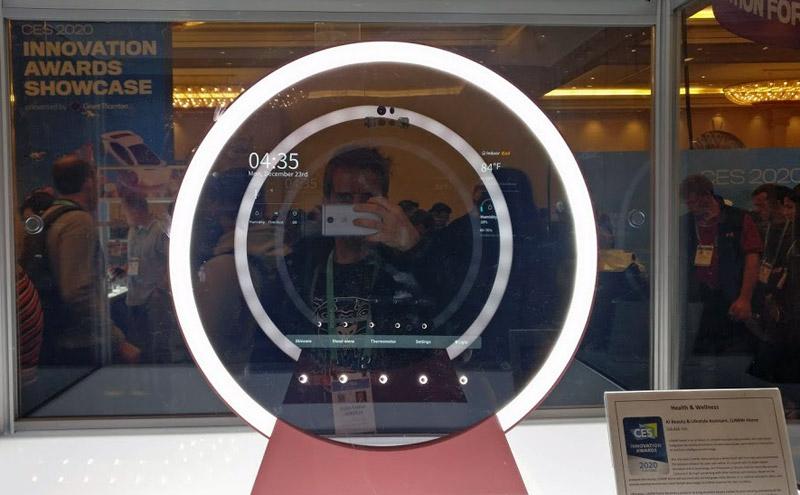 espejo inteligente lululab